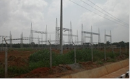 Electrical Power Grid Project Transmission Lines